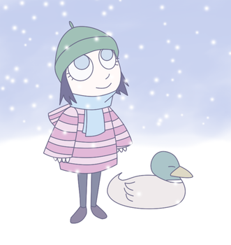 Snow Day by HyperSpaceOddity