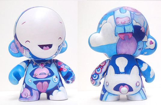Mid munny 1 by thehermitdesign