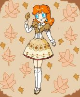 Autumn Leaves by ninpeachlover
