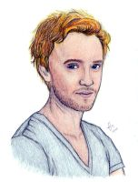Tom Felton by ana-wandmaker
