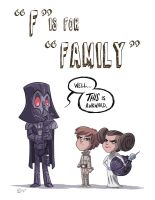 F Is For Family by OtisFrampton