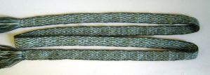 turquoise tablet weave by were-were-wolfy