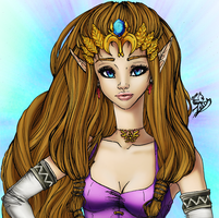 zelda by CarrieJCole