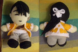 Ling Plushie by Ferngirl