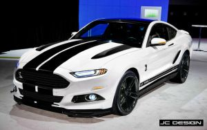 Mustang gt550 2015 by jhonconnor