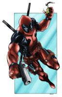 Deadpool. by g45uk2