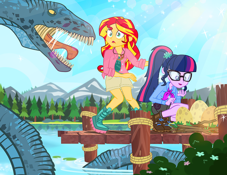 Best Field  Research EVER! by PixelKitties