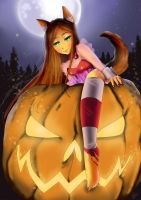 Happy Halloween!!! by stephainestarfire