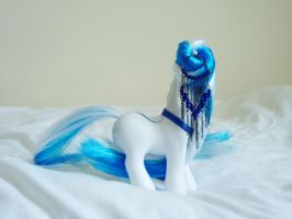 custom my little pony sapphire henna pony 2 by thebluemaiden