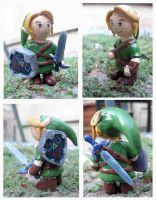 Link Sculpture by unistar2000