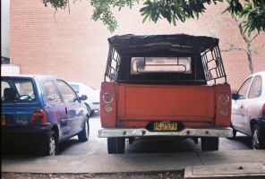 Old pick up by master-of-dizazter