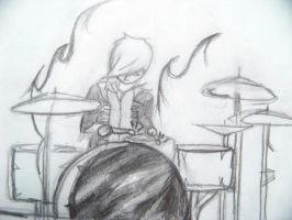 Bob Bryar: Famous Last Words by LimeBlooMePlusYewLuv