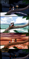 [MMD] Kingdom Hearts : Destiny Island by Rinouh-Mandarine