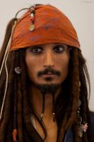 Captain Jack Sparrow 1 by JackShadow1