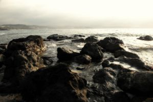 BlackSEA Rocks ... by pakkano