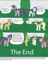 Comic MLP 1 page 13 end by Mast88