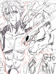 WIP - BLEACH - lacerate by Jennaris