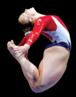 Gymnast Muscles 4 by tonyyy