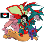 HS Pokemon Trainers 2: Terezi by Warcry31
