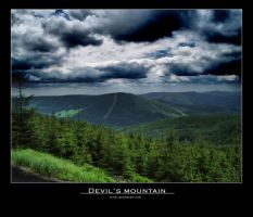 Devil's mountain by Leitor