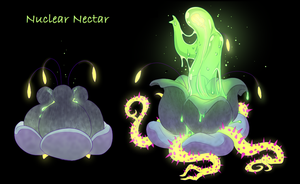 SOLD: Nuclear Nectar by blinkpen