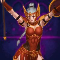 Heroes of the Storm - Cassia by nesoun