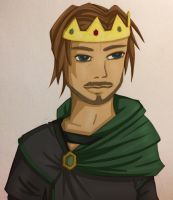 King Robert by aidasteel