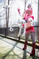 Perona - One Piece by Paper-Cube