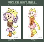 Draw This Again Meme by PixieParrot