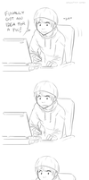 ML Problems - Attention span by MLeth
