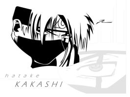 kakashi by teamMINORITY