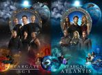Stargate Collection poster by LordRadim