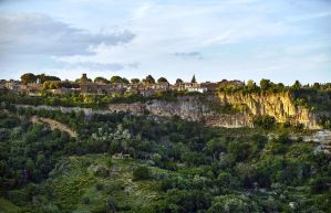 Civita di Bagnoregio 6 by CitizenFresh