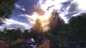 S.T.A.L.K.E.R : Shadow of Chernobyl ~ Sunrise by TheWarRises