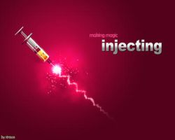 making magic injecting by klops05