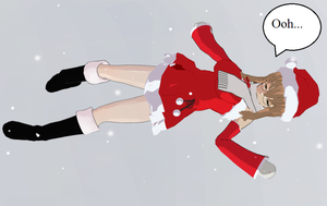 Ryuubi Gentoku Santa's Helper by quamp