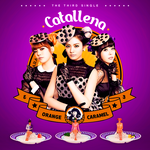 Orange Caramel - Catallena (Fan Made Album Cover) by Cre4t1v31
