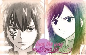 Erza: I love the way you lie by BlissfullyDisturbed