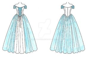 My Prom Dress by Kye595