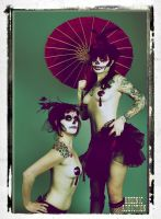 Deathly Succubi by Ghouldaddy