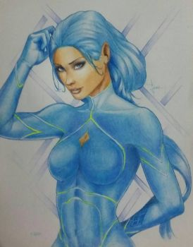 Android 1 by JCM30