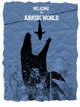 Discover the Mosasaur at Jurassic World by Mr-Saxon