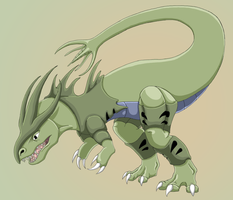 Fakemon - Zillatar by Jazz-Rhythm