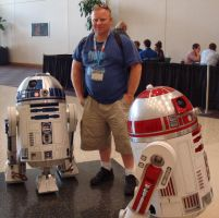 Gen Con 2009 - Droids and Tank by RBL-M1A2Tanker