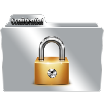 Confidential Folder Icon by gterritory