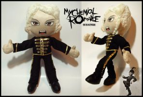 Gerard Way Plush by Meowchee