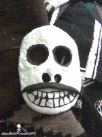 Calavera Mask by CZProductions