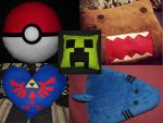 Custom Order Pillows by AztecTemplar