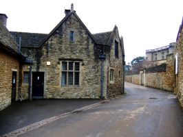 Old Buildings, Oxford by fuguestock