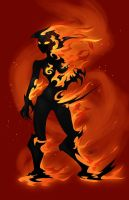 Fire Lady by lord-phillock